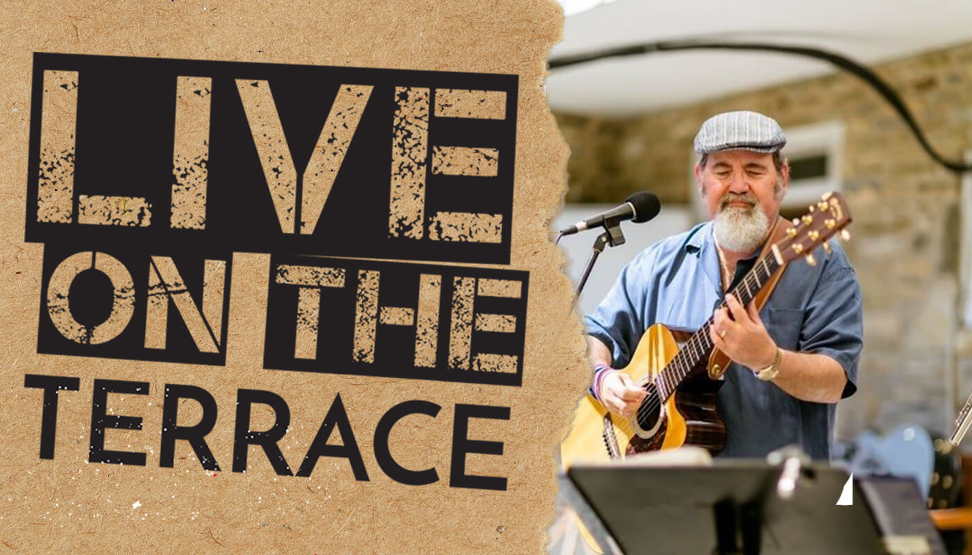 Live on the Terrace – Jazz Me Duo