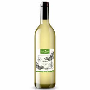 bottle of majestic wine