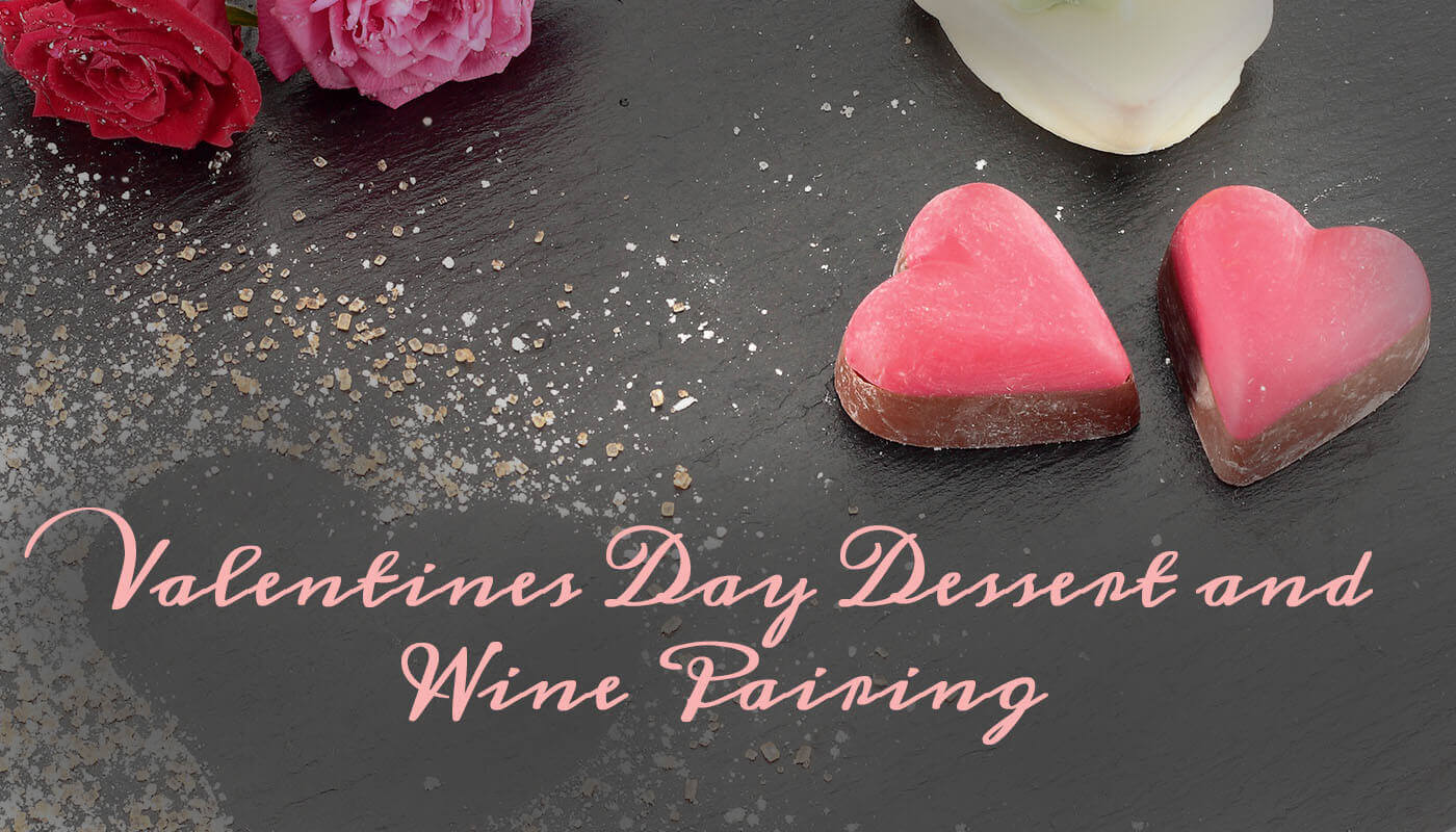 Valentine's Day Chocolate & Wine Paring