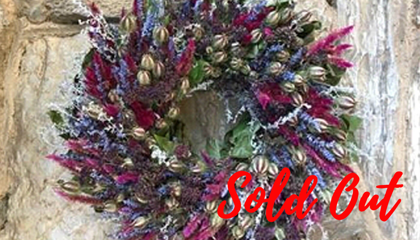 Spring Wreath Craft Class: Sold Out
