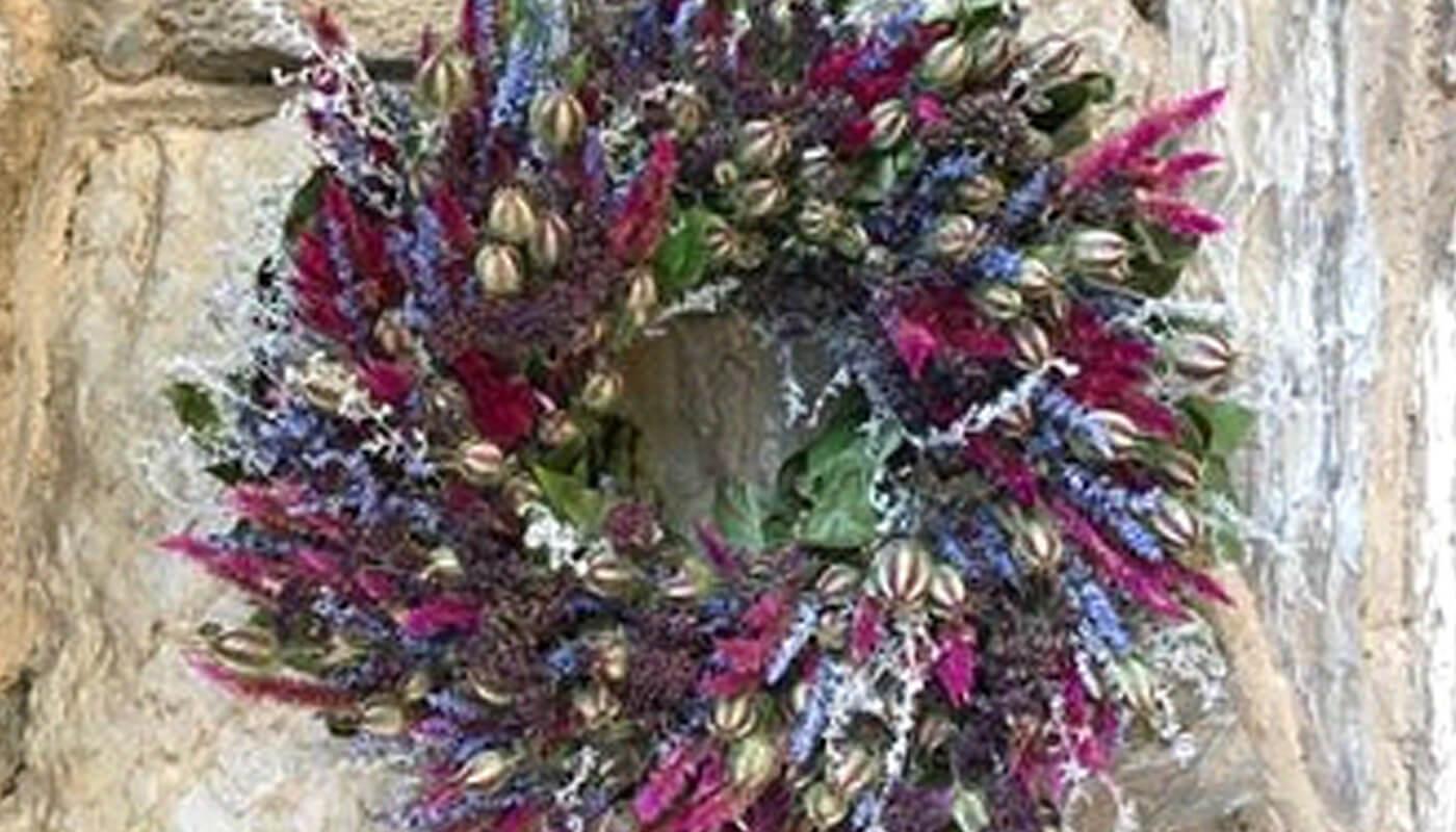 Spring Wreath Craft Class
