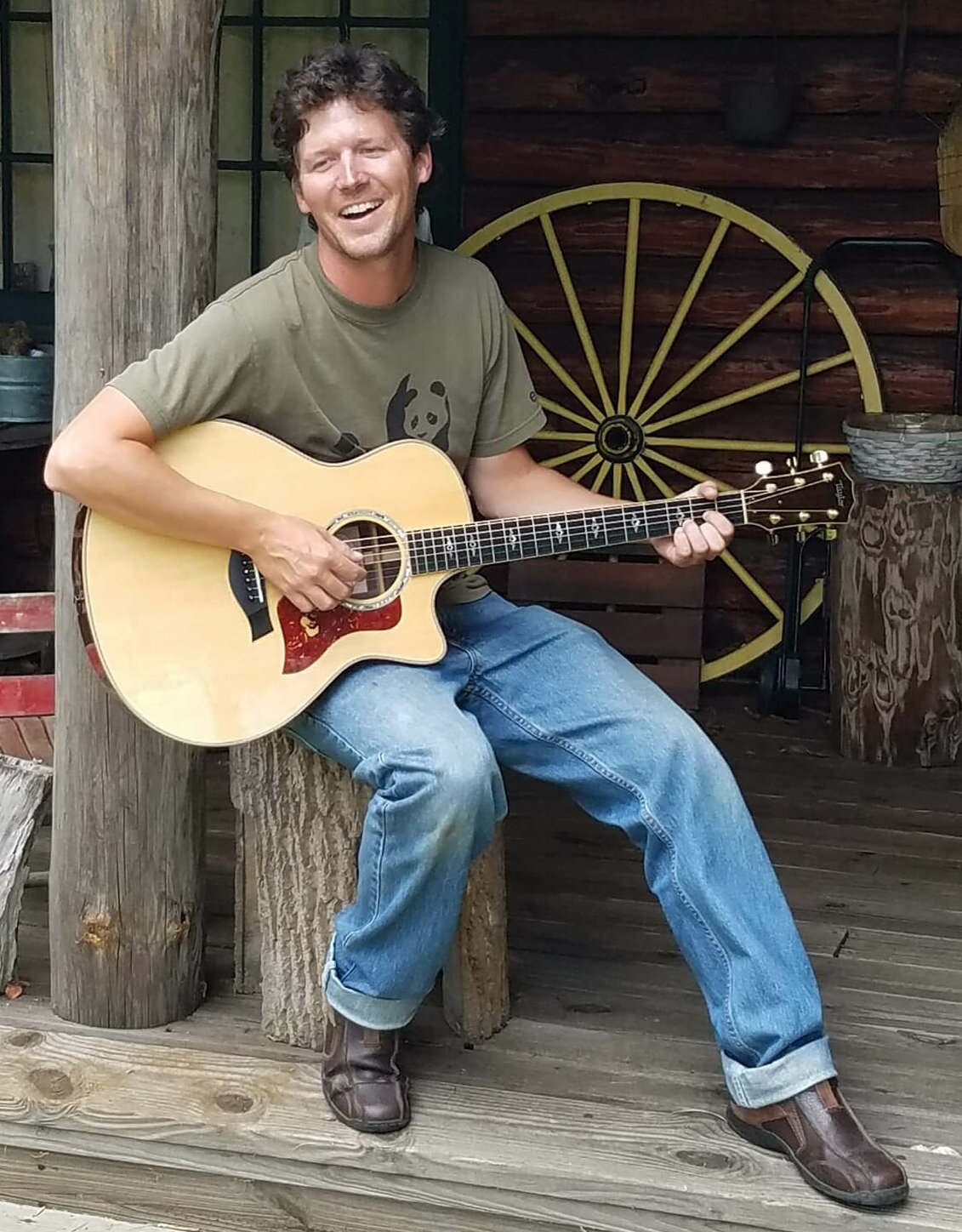 Live Music with Brandon Robey