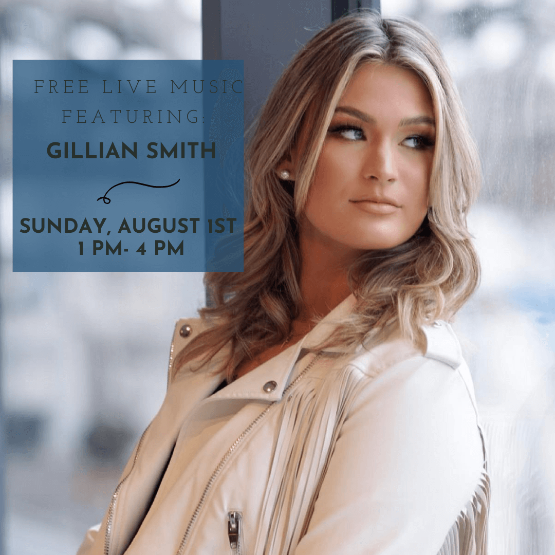 Live Music with Gillian Smith